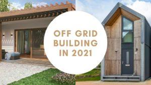 Off grid buildings