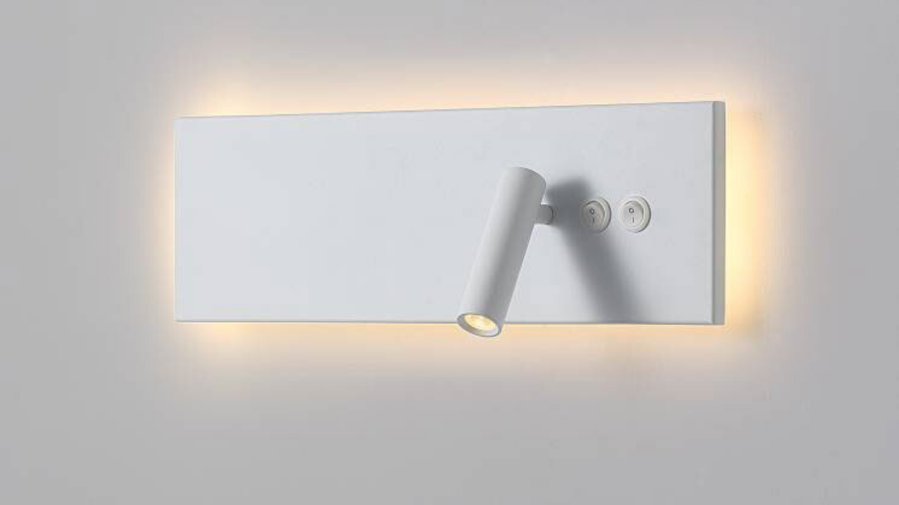 white led reading lights
