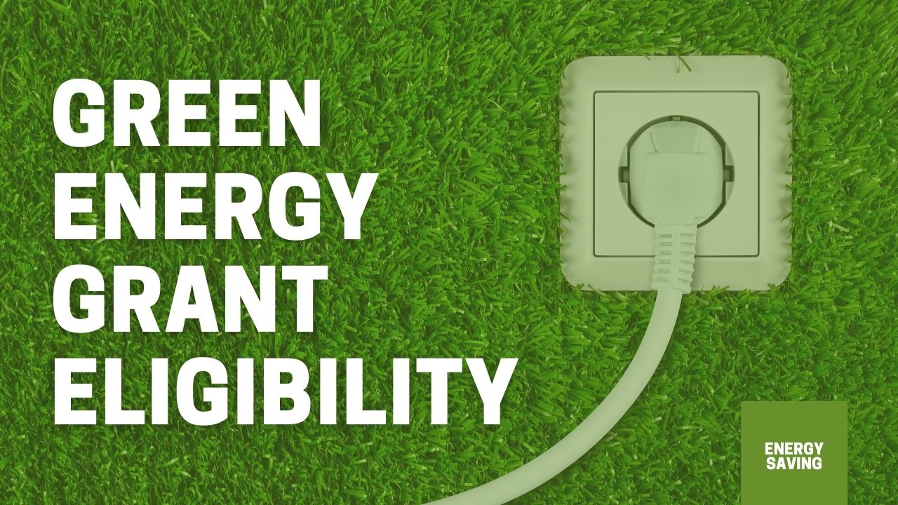 green energy grant