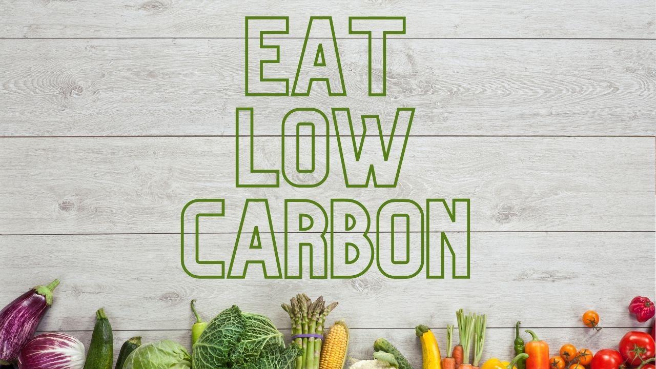 eat low carbon